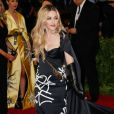 Madonna au bal du Costume Institute, le Met Gala, au Metropolitan Museum of Art à New York, le 4 mai 2015.