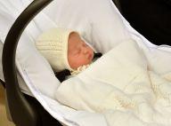 Charlotte de Cambridge : Bébé reçoit Elizabeth II et s'inscrit pour la vie...