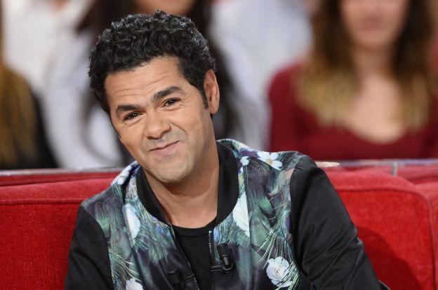 """Jamel Debbouze - Enregistrement de l'émission """"Vivement Dimanche"""" à Paris le 25 Mars 2015. L'émission sera diffusée le 29 Mars."""