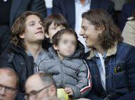 Nicolas, Jean et Solal Sarkozy : Trois générations réunies pour un PSG de gala