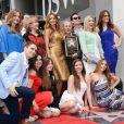 Sofia Vergara inaugure son étoile sur Hollywood boulevard à Los Angeles Le 07 mai 2015