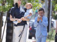 Gwen Stefani : Stylée et en famille pour la fête des Mères