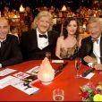 Patrick Bosso, Patrick Sebastien, Tina Arena et Olivier Lejeuner - Le plus grand cabaret du monde, diffusé le 9 septembre 2006