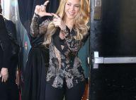 Shakira, au régime forcé après bébé : ''Mes jeans ne passaient pas les genoux''