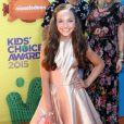 "Maddie Ziegler - People à la soirée ""Nickelodeon's 28th Annual Kids' Choice Awards"" à Inglewood, le 28 mars 2015"