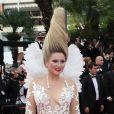 """Elena Lenina - Montée des marches du film """"Mad Max : Fury Road"""" lors du 68 ème Festival International du Film de Cannes, à Cannes le 14 mai 2015."""