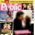 Public en kiosques le 15 mai 2015