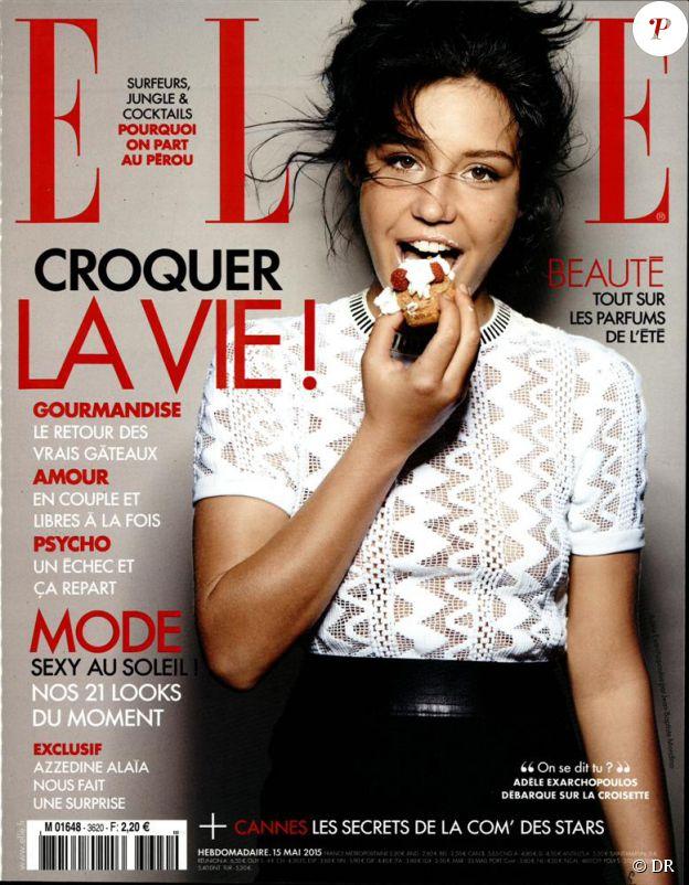 Le magazine Elle du 15 mai 2015