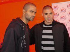 REPORTAGE PHOTOS : Tony Parker : 'Karim Benzema vaut 100 millions d'euros !'