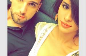 Leila Ben Khalifa en finale de 'Danse avec les stars', Aymeric fou d'amour
