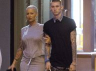 Amber Rose et Machine Gun Kelly : En couple au grand jour...