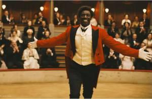 Omar Sy, les bras grands ouverts : Première image de son film ''Chocolat''