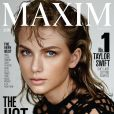 Le magazine Maxim a decerné son prix annuel de femme la plus sexy à la chanteuse Taylor Swift. Numero du mois de juin 2015