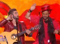 Cyril Hanouna : Belle Andalouse pour Kendji Girac, il fait le show !