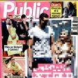 Magazine  Public  en kiosques le 22 mai 2015.