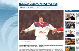 Jean-Luc Sassus : Mort à 52 ans de l'ancien joueur de l'Équipe de France