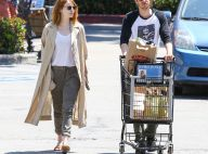 Emma Stone et Andrew Garfield complices sereins : De nouveau en couple ?