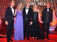Nico Rosberg : Vivian, enceinte, et Beatrice Borromeo subliment sa victoire