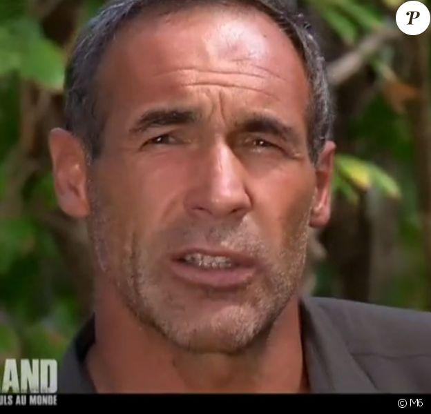"""Mike Horn dans """"The Island"""" sur M6"""