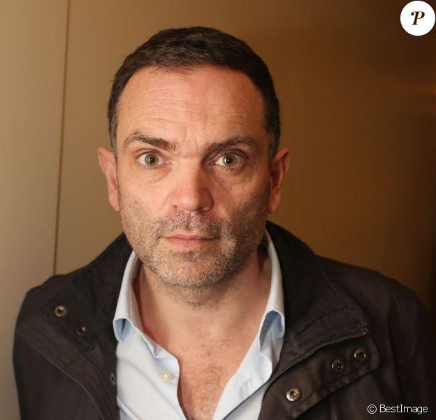 Yann Moix obtient le prix Renaudot 2013 au restaurant Drouant à Paris. Le 4 novembre 2013.