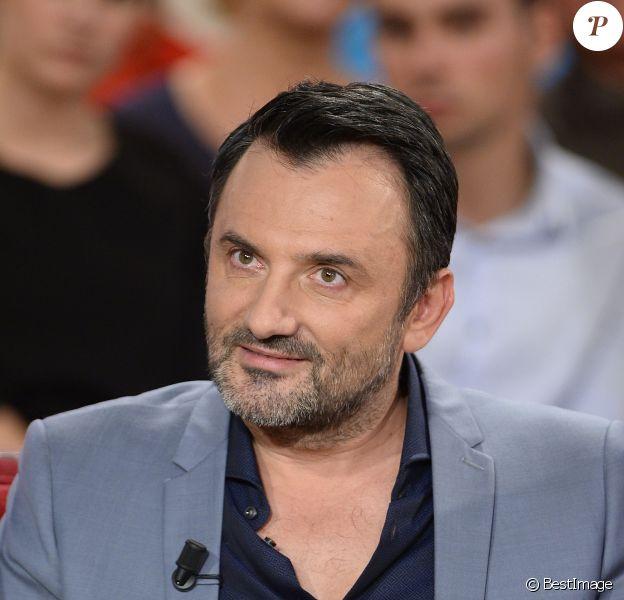 Frédéric Lopez, à Paris le 26 novembre 2014.