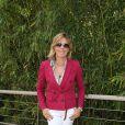 Virginie Couperie-Eiffel - People au village des Internationaux de France de tennis de Roland-Garros à Paris le 30 mai 2015