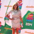 Nastia Liukin - Cérémonie des Kids Choice Sports Awards à Westwood, le 17 juillet 2014.