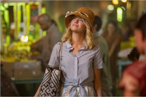 Emma Stone controversée dans ''Welcome Back'' : Le réalisateur s'excuse