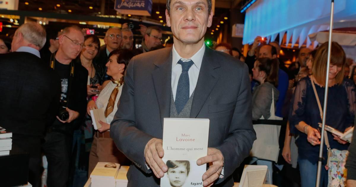 Marc lavoine au salon du livre la porte de versailles - Salon du livre porte de versailles 2015 ...
