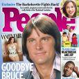 Caitlyn Jenner, anciennement Bruce, en couverture du nouveau numéro de People, juin 2015.