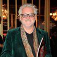 Gilbert Rozon - Générale du spectacle  Mistinguett, reine des années folles  au Casino de Paris, le 25 septembre 2014.