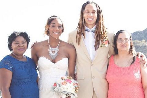 Brittney Griner abandonne Glory Johnson, enceinte, 29 jours après leur mariage