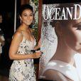 Emmanuelle Chriqui lors de la présentation du nouveau numéro d'Ocean Drive Magazine May/June à Miami, le 6 juin 2015.