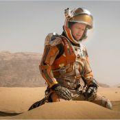 Matt Damon est ''Seul sur Mars'' à cause de Ridley Scott