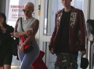 Amber Rose et Machine Gun Kelly officialisent : Le couple ne se cache plus