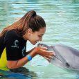 Charlotte Pirroni aux Bahamas - juin 2015