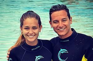 Florian Thauvin (OM) et Charlotte Pirroni : Vacances au soleil pour les amoureux