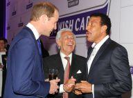 Prince William et Lionel Richie : Réunis autour d'un Hello si cher à Diana...