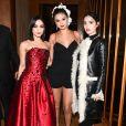 Vanessa Hudgens, Selena Gomez, Jillian Banks - Yahoo Style's Met Gala After Party à New York le 4 mai 2015