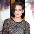 Kristen Stewart à New York le 6 octobre 2014.