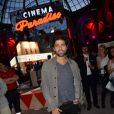 Adrian Grenier - Soirée d'inauguration du Cinéma Paradiso au Grand Palais à Paris le 16 juin 2015