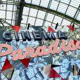 Illustration - Soirée d'inauguration du Cinéma Paradiso au Grand Palais à Paris le 16 juin 2015.