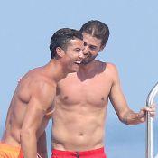 Cristiano Ronaldo : Soleil, baignades, pompes... Chaudes vacances entre potes
