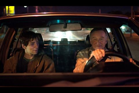 Robin Williams : Bouleversant dans ''Boulevard'', son ultime film...