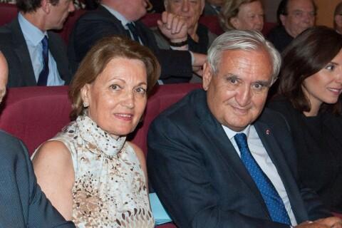 Jean-Pierre Raffarin : Son épouse Anne-Marie, aux premières loges pour l'honorer