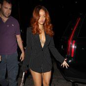 Rihanna et Karim Benzema : Inséparables en boîte de nuit même devant Chris Brown