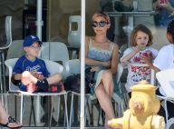 Nicole Richie oublie les rumeurs de divorce avec ses adorables Harlow et Sparrow
