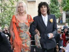 Ronnie Wood : son divorce peut lui coûter... 100 millions de dollars !