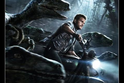 Box-office : Jurassic World, au sommet, croque Vice-Versa à pleines dents