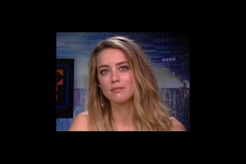 Amber Heard : La chérie de Johnny Depp est en colère !